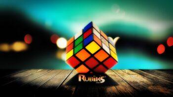 3d Rubic Wallpaper Hd High Resolution
