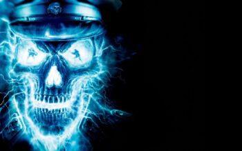 109+  Gambar Keren: 3d Skull Military Wallpaper